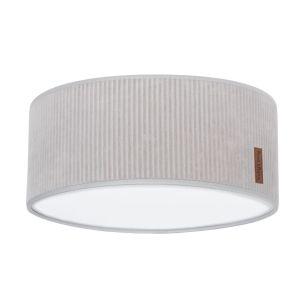 Ceiling lamp Sense pebble grey - Ø35 cm