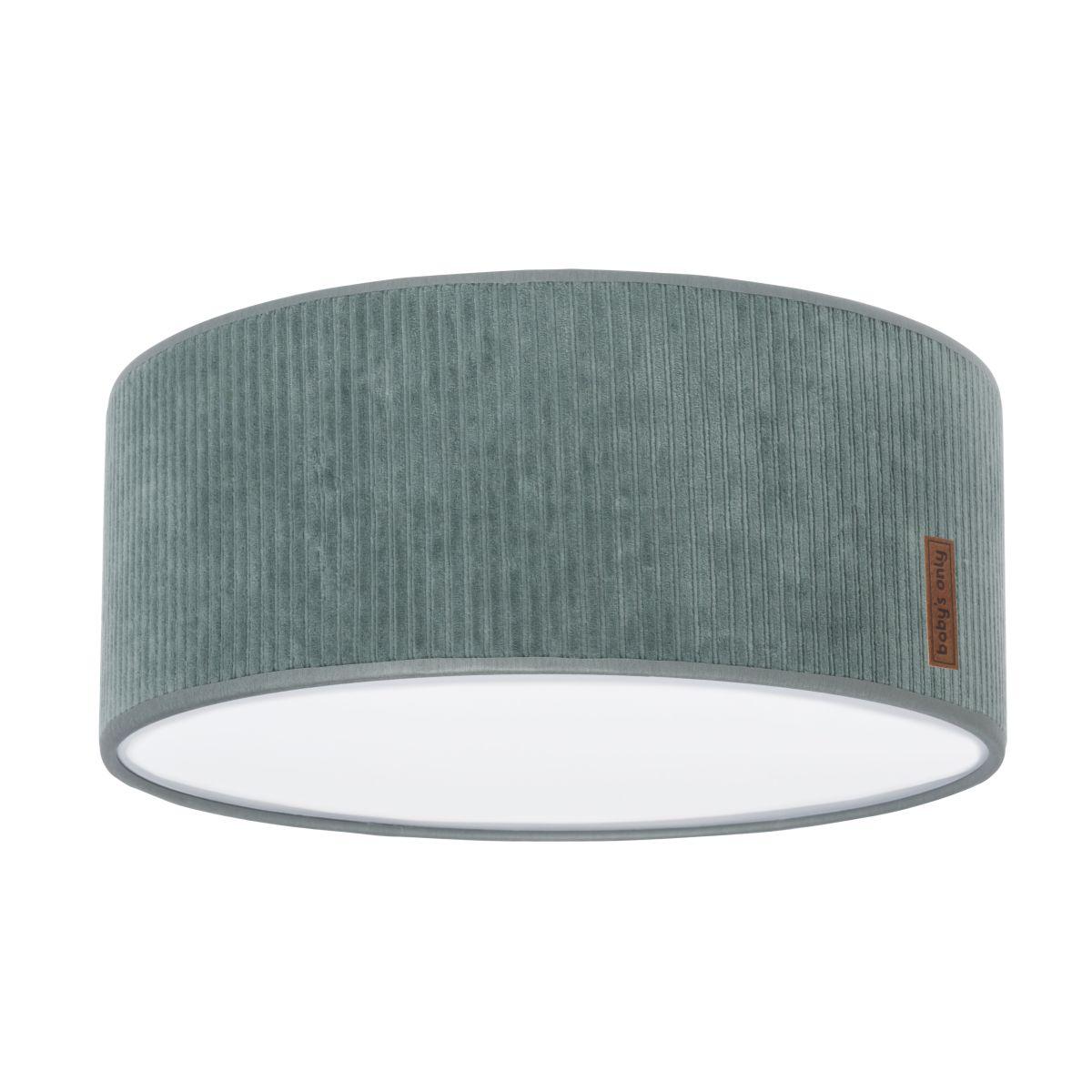 ceiling lamp sense sea green 35 cm