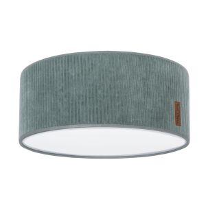 Ceiling lamp Sense sea green - Ø35 cm