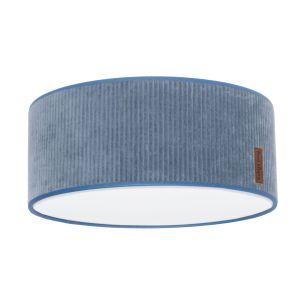 Ceiling lamp Sense vintage blue - Ø35 cm