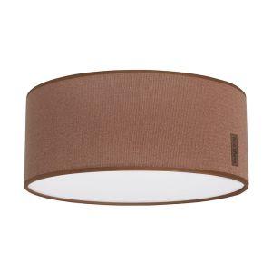 Ceiling lamp Sparkle copper-honey melee - Ø35 cm