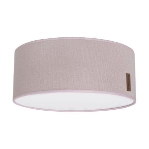 Ceiling lamp Sparkle silver-pink melee - Ø35 cm