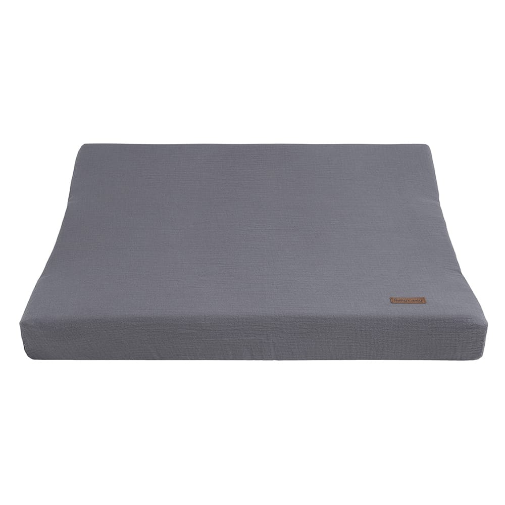 changing pad cover breeze anthracite 45x70