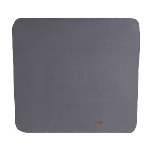 Changing pad cover Breeze anthracite - 75x85