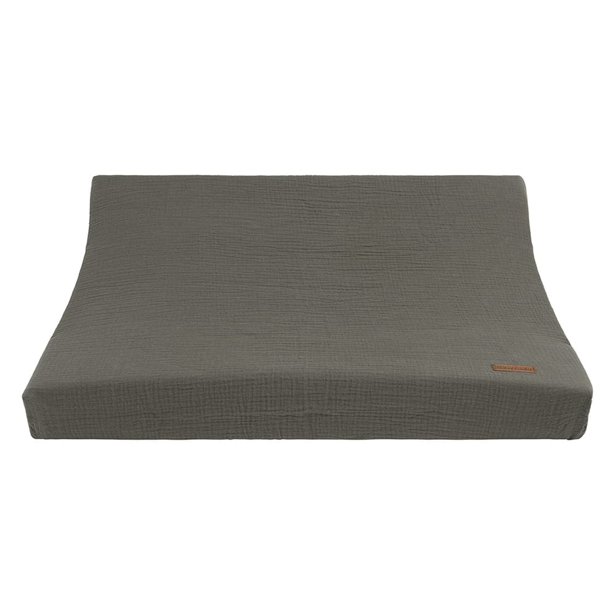 changing pad cover breeze khaki 45x70