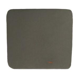 Changing pad cover Breeze khaki- - 75x85