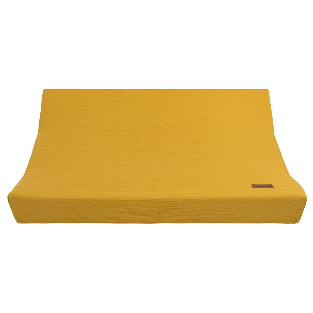 changing pad cover breeze ochre 45x70