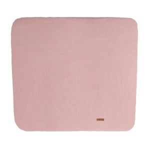 Changing pad cover Breeze old pink - 75x85