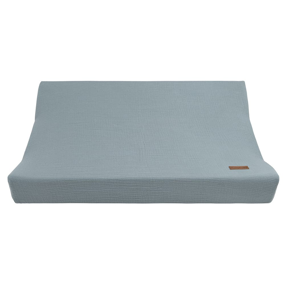 changing pad cover breeze stonegreen 45x70