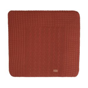 Changing pad cover Cable brique - 75x85