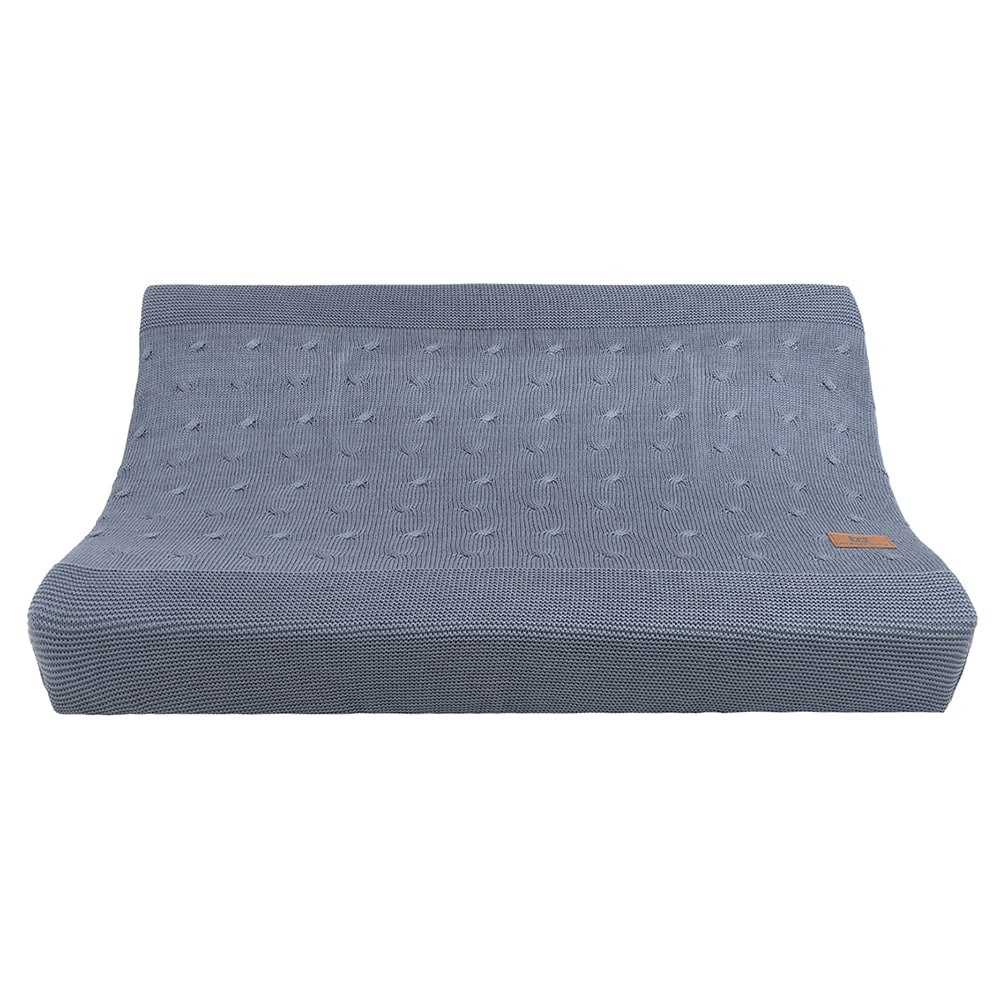 changing pad cover cable granit 45x70