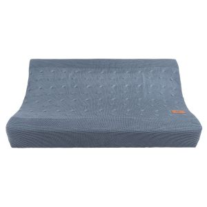 Changing pad cover Cable granit - 45x70