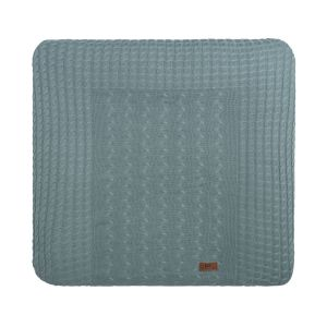 Changing pad cover Cable stonegreen - 75x85
