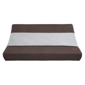 Changing pad cover Classic cacao - 45x70
