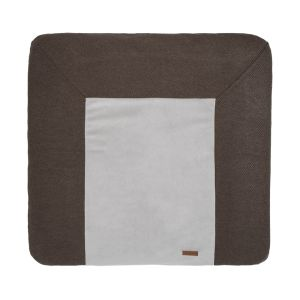 Changing pad cover Classic cacao - 75x85