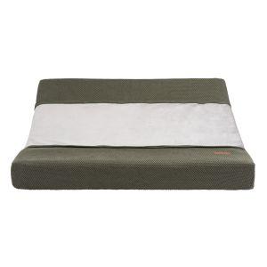 Changing pad cover Classic khaki - 45x70