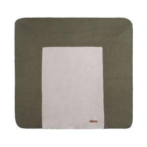 Changing pad cover Classic khaki - 75x85