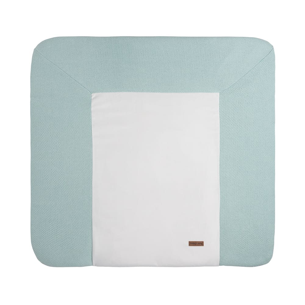 changing pad cover classic mint 75x85