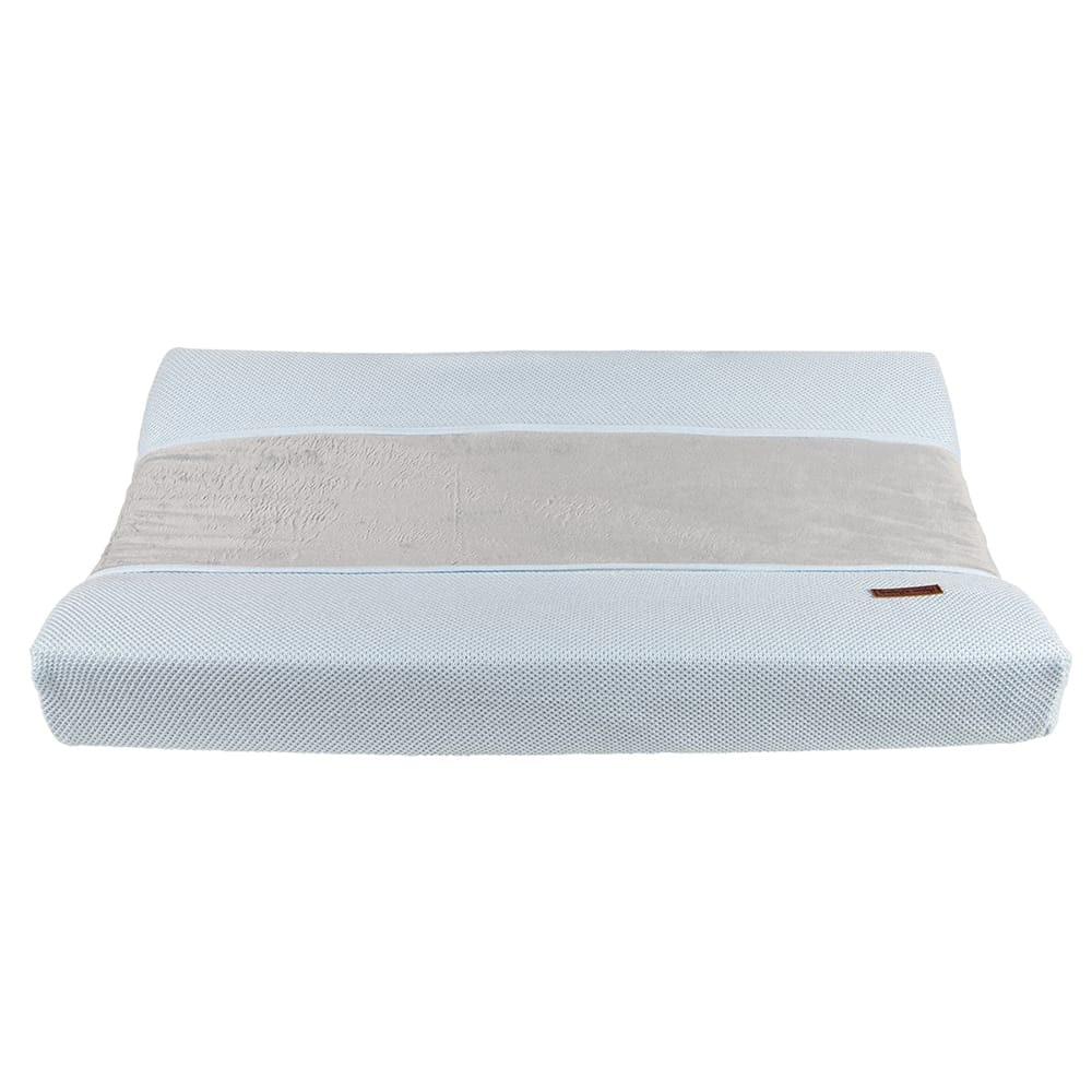changing pad cover classic powder blue 45x70