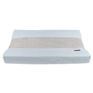 Changing pad cover Classic powder blue - 45x70