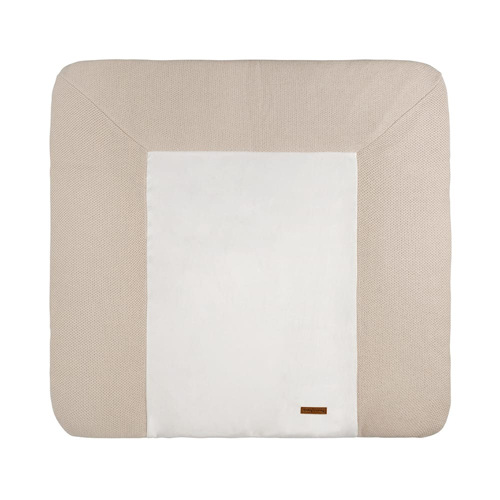 changing pad cover classic sand 75x85