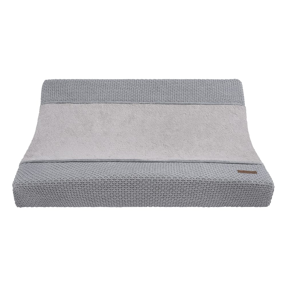 changing pad cover flavor grey 45x70