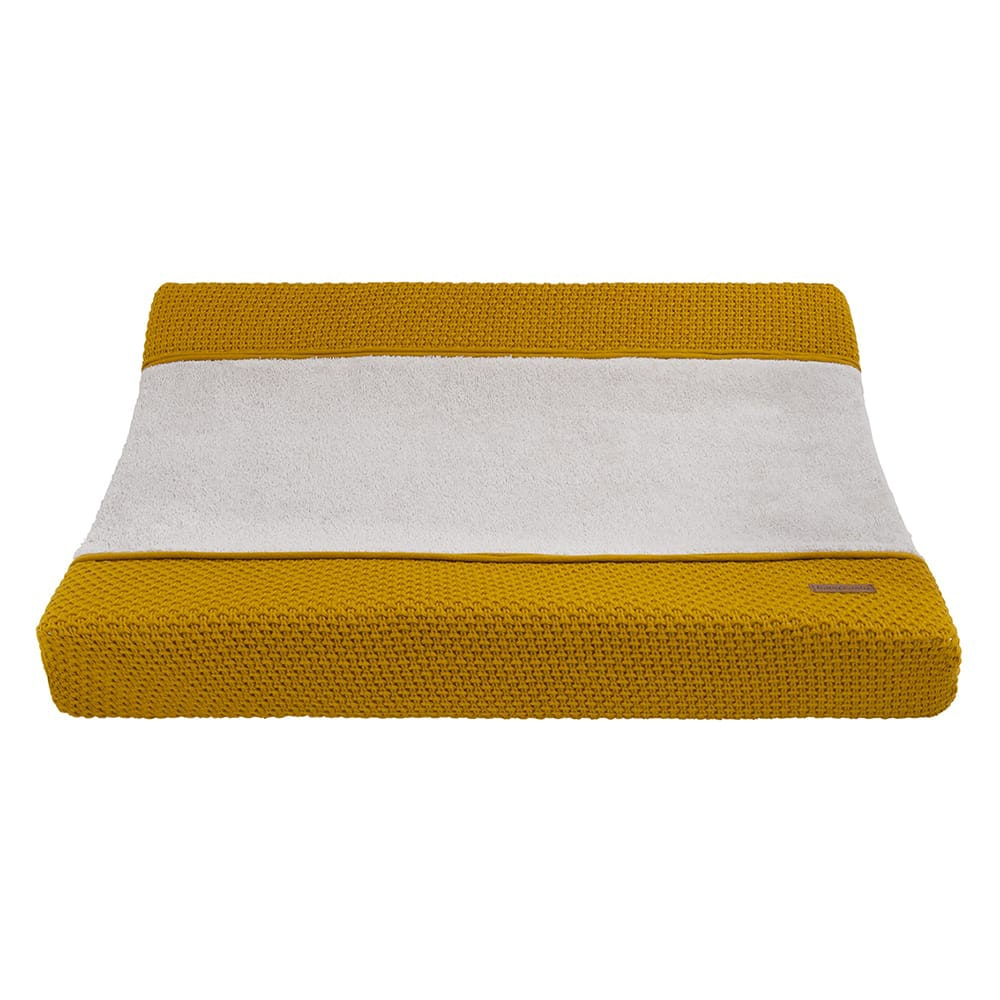 changing pad cover flavor ochre 45x70