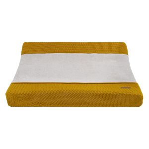 Changing pad cover Flavor ochre - 45x70