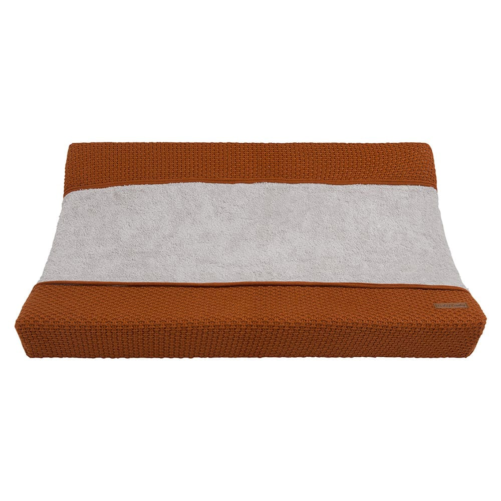 changing pad cover flavor rust 45x70