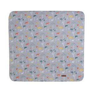 Changing pad cover Forest - 75x85