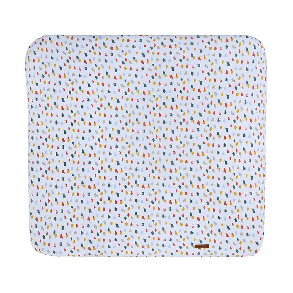 changing pad cover leaf 75x85