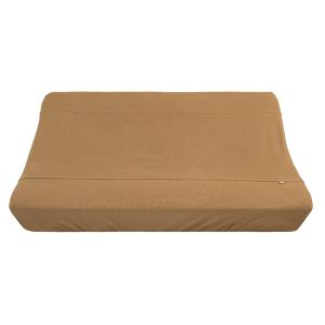 Changing pad cover Pure caramel