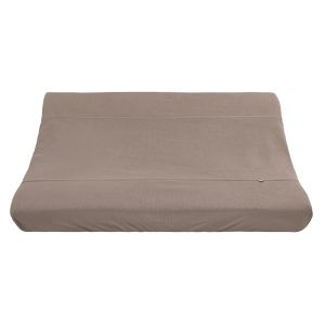 Changing pad cover Pure mocha