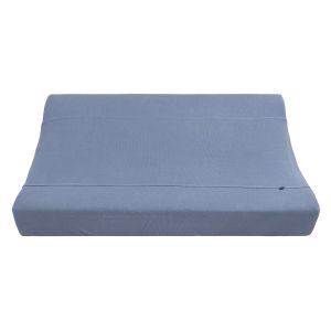 Changing pad cover Pure vintage blue