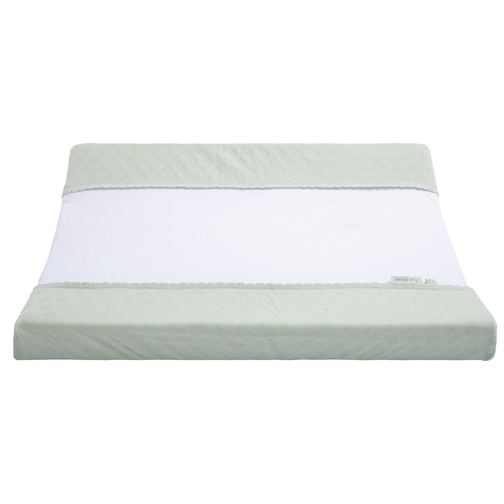 changing pad cover reef ash mint 45x70