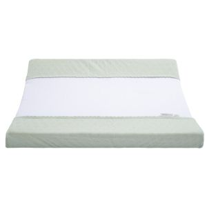 Changing pad cover Reef ash mint - 45x70