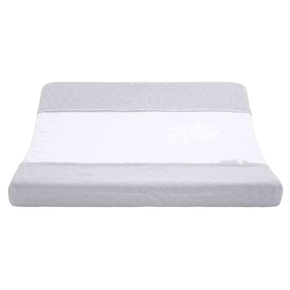 changing pad cover reef dusty grey 45x70