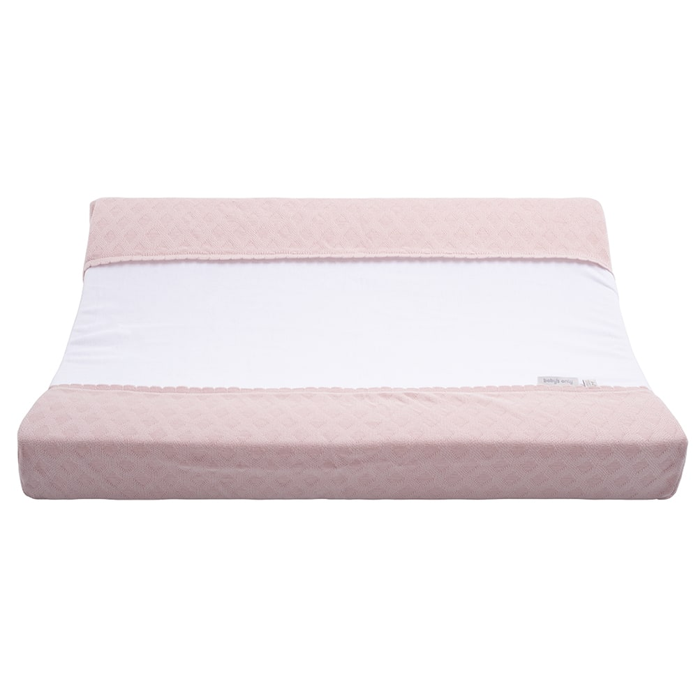 changing pad cover reef misty pink 45x70