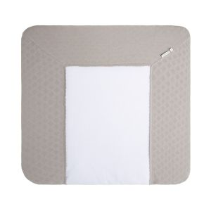 Changing pad cover Reef urban taupe - 75x85