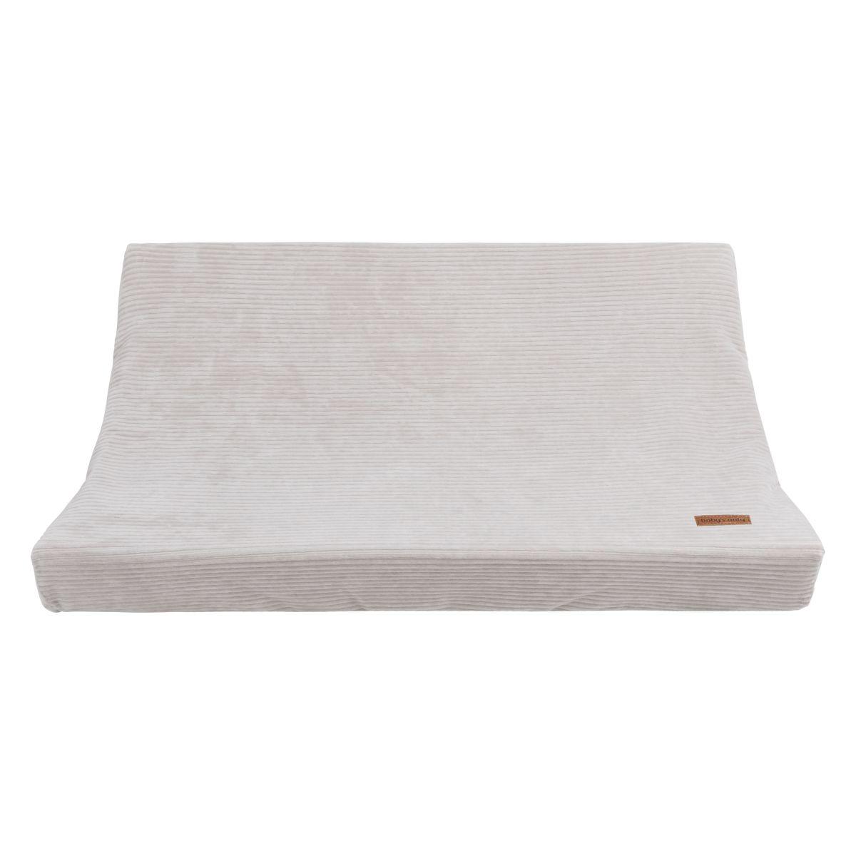 changing pad cover sense pebble grey