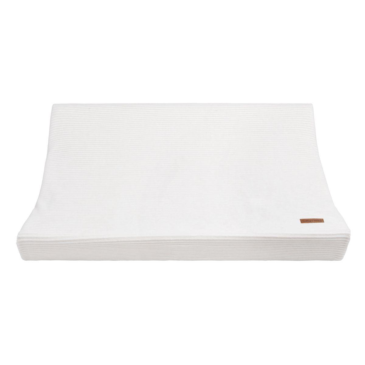 changing pad cover sense white