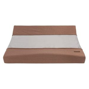 Changing pad cover Sparkle copper-honey melee - 45x70