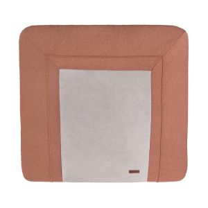 Changing pad cover Sparkle copper-honey melee - 75x85