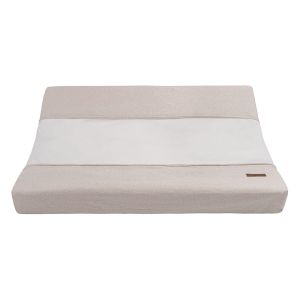 Changing pad cover Sparkle gold-ivory melee - 45x70