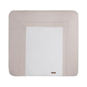 Changing pad cover Sparkle gold-ivory melee - 75x85