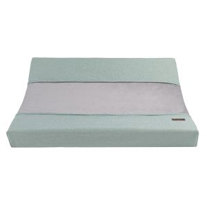 Changing pad cover Sparkle gold-mint melee - 45x70