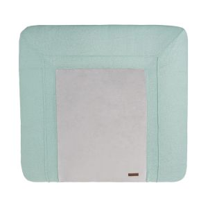 Changing pad cover Sparkle gold-mint melee - 75x85