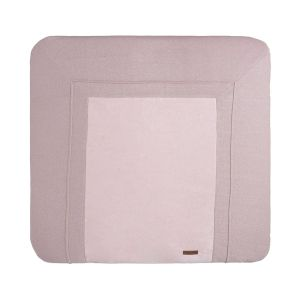 Changing pad cover Sparkle silver-pink melee - 75x85