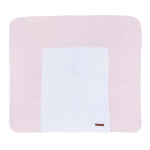 Changing pad cover Sun classic pink/baby pink - 75x85