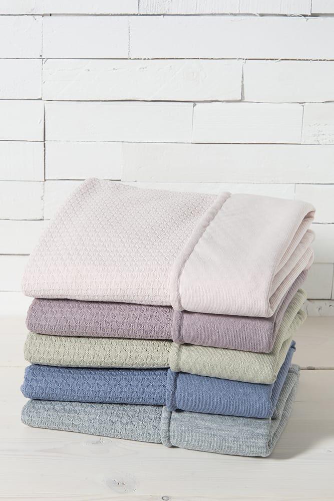 cot blanket cloud classic pink